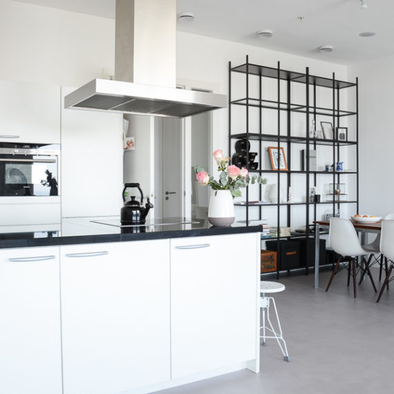 Styling en fotografie Project Restyle appartement Rotterdam