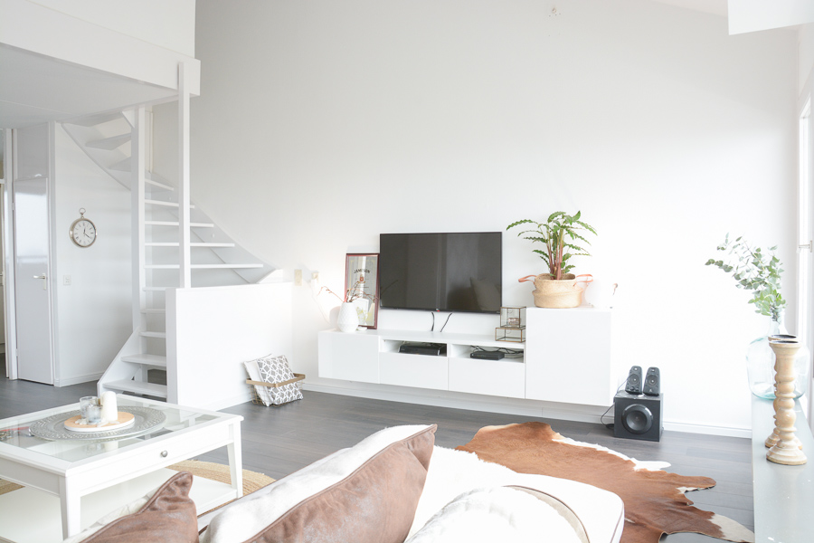 Verkoopstyling Project Restyle appartement Rotterdam